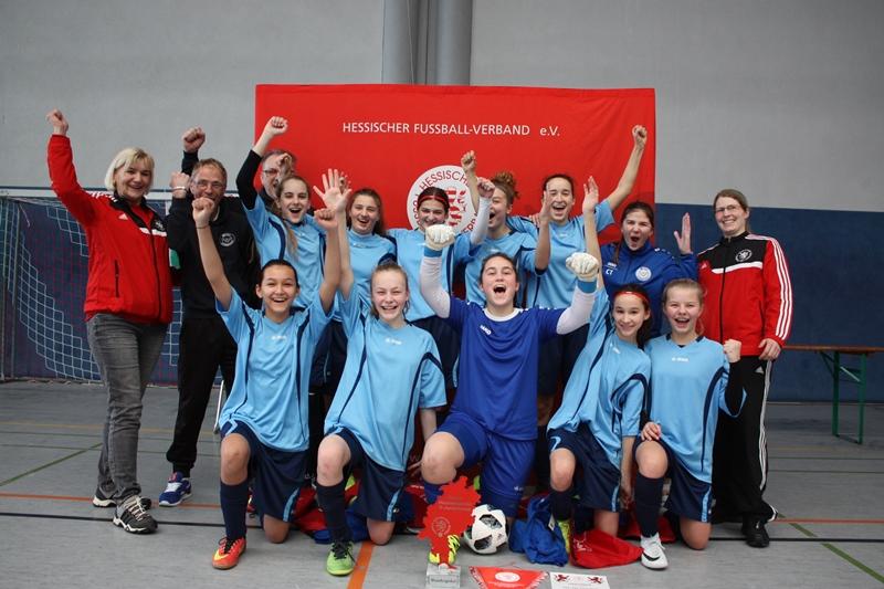 B C Juniorinnen Hessenmeisterschaften Hfv Online De