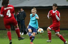 Die weibliche U18-Hessenauswahl war beim Länderpokal aktiv. Foto: Zinsel