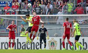HESSEN-FUSSBALL berichtet vom spannenden Krombacher Hessenpokalfinale. Foto: Thorsten Wagner