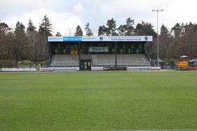 Kann die Eintracht im heimischen Herrenwaldstadion wieder einen Schritt in Richtung Klassenerhalt gehen? Foto: Gast