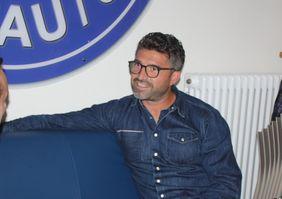 Angelo Barletta kommt von Bayern Alzenau. Foto: HFV