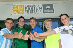 Fotos: DFB-Stiftung Egidius Braun