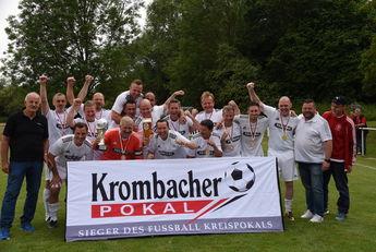 Ü35 Kreispokalsieger 2019