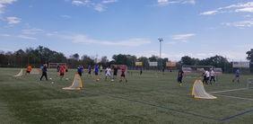 Wieder einmal ein voller Erfolg - der Tag der Qualifizierung des Hessischen Fußball-Verbandes. [Foto: HFV]