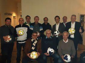 Die Teilnehmer des Vereinsdialoges. Foto: HFV