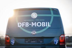 Rund 20.000 Amateurvereine wurden mit dem DFB-Mobil bereits erreicht. Foto: getty images für DFB