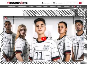 Das neue DFB-Trikot jetzt bei 11Teamsports! [Foto: 11Teamsports]