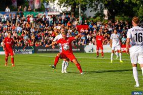 Der TSV Stenbach hofft nach dem gewonnen Mittelhessen-Derby auf die nächsten drei Punkte. [Foto: Björn Franz]
