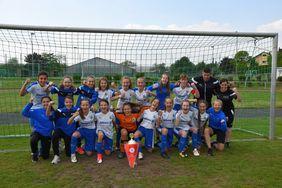 Regionalpokalsieger 2019: 1.FFC Frankfurt [Foto:Ralf Faude]