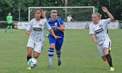Frauenfinale Calden-Eintracht. Foto: Ingo Hörning