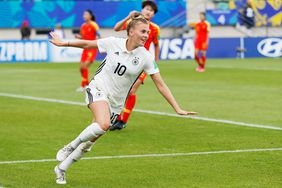 DFB-Angreiferin Laura Freigang Foto:GettyImages