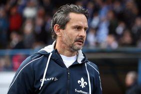 Dirk Schuster ist nicht mehr Darmstadt-Trainer. Foto: getty images