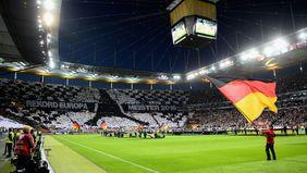 Nationalmannschaftsreife Kulisse in Frankfurt beim letzten Länderspiel in der hessischen Metropole (Deutschland - Polen, 2015). Foto: getty images