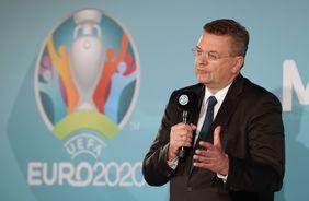 DFB-Präsident Reinhard Grindel. Foto: getty images