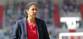 Steffi Jones ist nicht mehr Bundestrainerin der Frauen-Nationalmannschaft. Foto: getty images