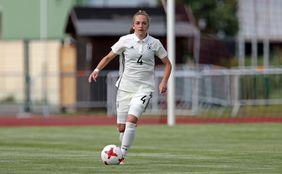 Sophia Kleinherne vom 1. FFC Frankfurt ist fest für die U19-EM nominiert. Foto: getty images