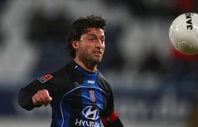 Bald wieder in schwarz-blau, aber als Trainer: Angelo Barletta. Foto: getty images