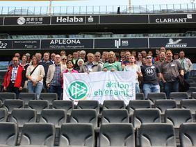 Das Dankeschön-Wochenende des Hessischen Fußball-Verbandes. Foto: Hartwig