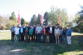 Die Teilnehmer der Tagung in Grünberg. Foto: privat