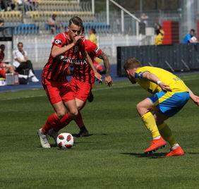 Nach zwei Auswärtsniederlagen rutscht der SV Wehen Wiesbaden auf Tabellenplatz vier der 3. Liga. [Foto: SVWW]
