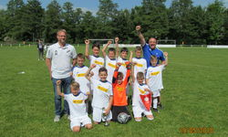 Kreispokalsieger 2018 der E-Junioren: JSG Büblingshausen