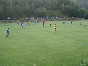 Wenn es wieder losgeht: Top-Spielfelder für Top-Fußball [Foto: Eurogreen]