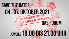 Grafik: Starker Sport. Starker Verein.