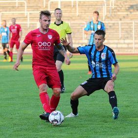 In unserem Top-Spiel empfängt der KSV Baunatal die SG Barockstadt Fulda-Lehnerz, die dicht an der Spitze dran bleiben möchte. [Foto: Andreas Fischer]