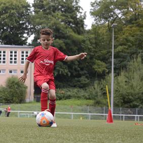 Süwag unterstützt den Jugendfußball. [Foto: Süwag]