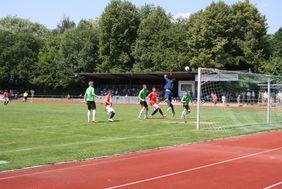 FSV Mainz 05 gegen Hannover 96 (2014)