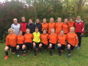 Das hessische Team. Foto: HFV