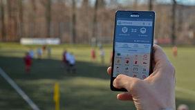 Automatische Spielberichte: Robotertexte ab der kommenden Saison bei FUSSBALL.DE. Foto: Arne Schog