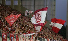 Eine große Zuschauerkulisse erwartet der OFC zum Topspiel gegen Elversberg im heimischen Sparda-Bank-Hessen-Stadion. [Foto: Imago]