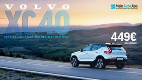 Jetzt den Volvo XC40 entdecken! [Foto: ASS]
