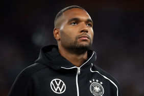 Nationalspieler Jonathan Tah. Foto: getty images