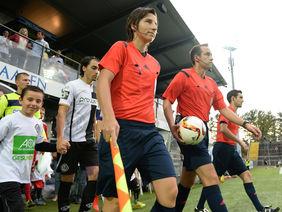 Katrin Rafalski ist Schiedsrichterin des Jahres. Foto: getty images