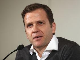 Team-Manager Oliver Bierhoff. Foto: getty images