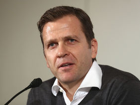 Team-Manager Oliver Bierhoff. Foto: getty images