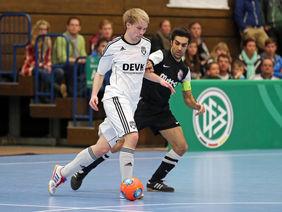 Futsal bildet den Schwerpunkt des aktuellen HESSEN-FUSSBALL. Foto: getty images