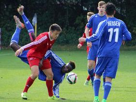 Der Jugendfußball bildet das Schwerpunktthema der April-Ausgabe HESSEN-FUSSBALL. Foto: Zinsel