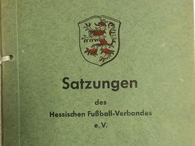 Der Verbandstag des HFV kann eine lange Geschichte vorweisen, HESSEN-FUSSBALL erinnert sich. Foto: Archiv