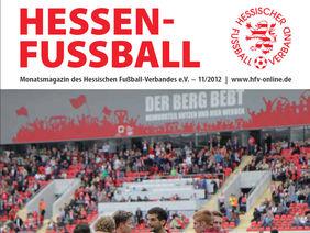 HESSEN-FUSSBALL November ist da!