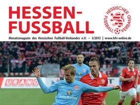 Der neue HESSEN-FUSSBALL ist da!