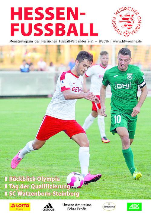 Fussball Hessen