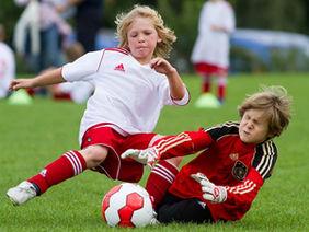 Fußball für die kleinsten HFV-Kicker verändert sich