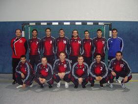 Hat sich viel vorgenommen: die neue Futsal-Hessenauswahl. Foto: privat