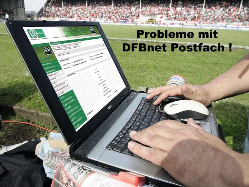 Dfb Net Postfach