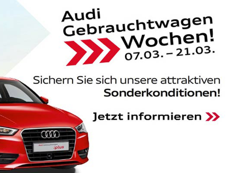 Audi Gebrauchtwagen Frankfurt